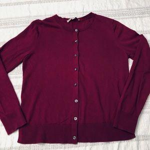 Loft women's cardigan size M
